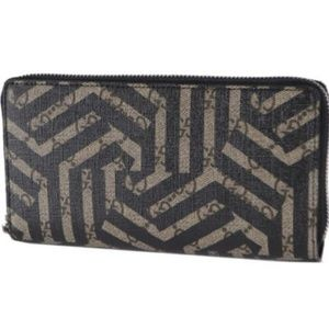 NWT Gucci Supreme Canvas Caleido Clutch 411766